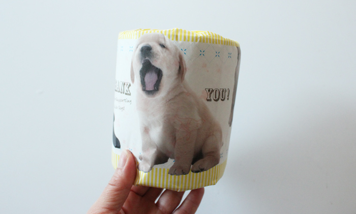 トイレットペーパーの写真