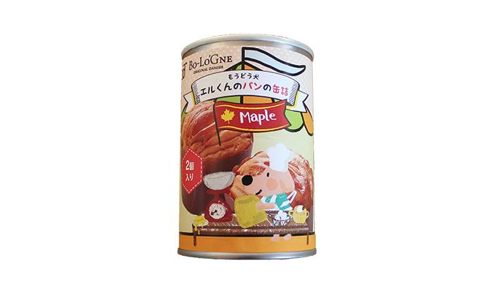 チョコ缶の写真