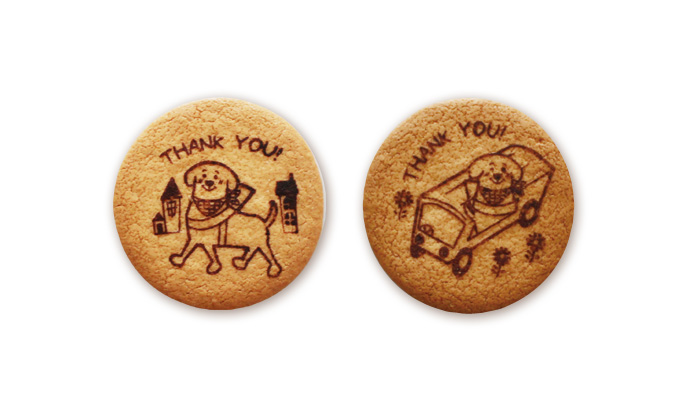 クッキー写真