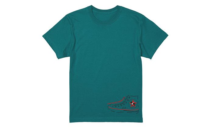 Tシャツの商品写真