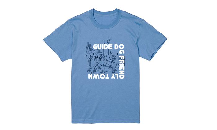 サックスのTシャツ