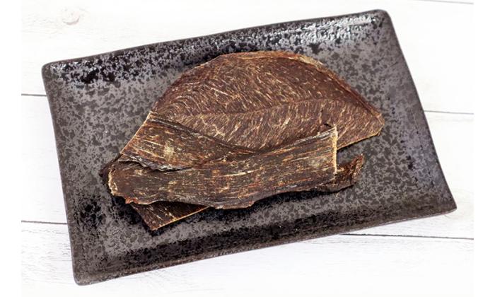 エゾ鹿干し肉のおやつの写真